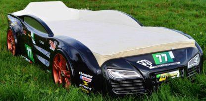 Кровать-машина Romack Renner 2 - цвет черный